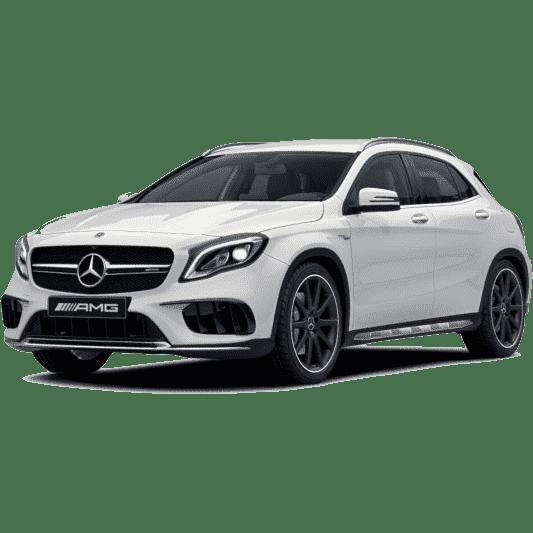 Выкуп Mercedes GLA-klasse AMG